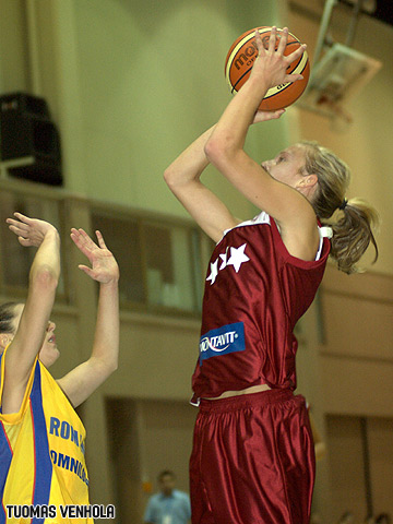 Laura Pelse (Latvia)