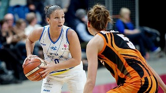Mithra Castors Braine Deliver Blow To Tango Bourges