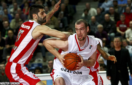 6. Christophe Beghin (Antwerp Giants)