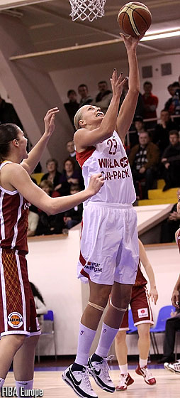 23. Yelena Leuchanka (Wisla Can-Pack)