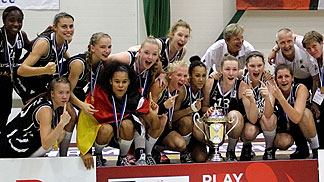 Gold medallists Germany