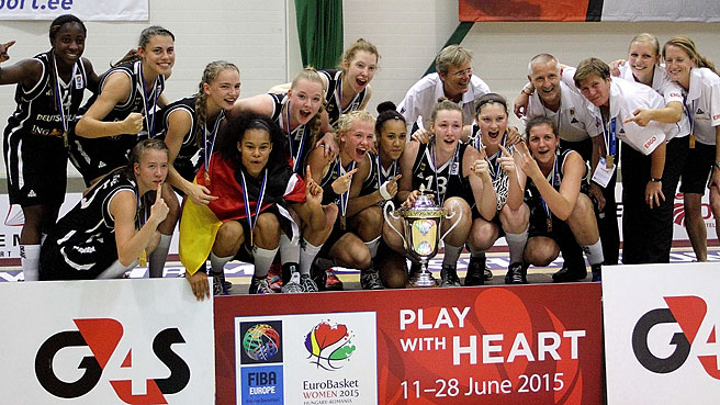 Germany Win Title, Dutch Promotion