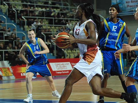 10. Shameka Christon (Nadezhda)