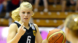6. Stina Barnert (Germany)