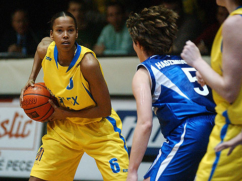 Kiesha Brown (USK Blex Prague)