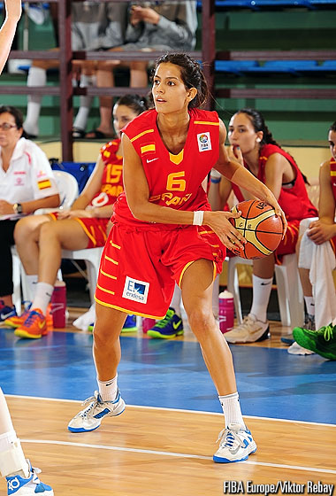 6. Carolina Esparcia (Spain)