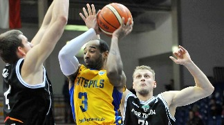 Ventspils Win To Stay Perfect And Send Turow Home