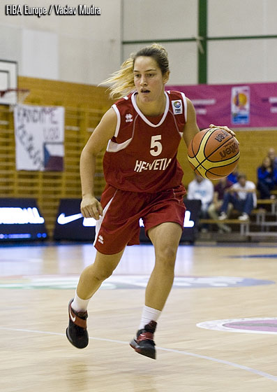 5. Gaelle Thürler (Switzerland)