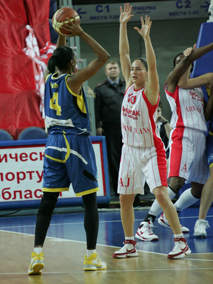 Sue Bird (Spartak)