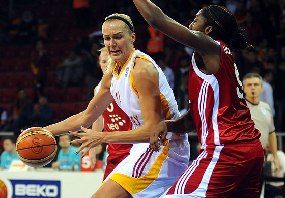 Yelena Leuchanka (Galatasaray)