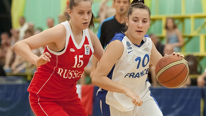 Berkani's Clutch Shots Seal France Win