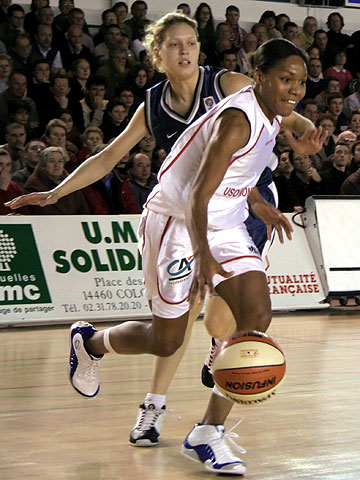 Grace Daley (USO Mondeville Basket)