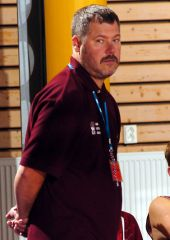 Latvian U20 Head Coach Varis Krumins