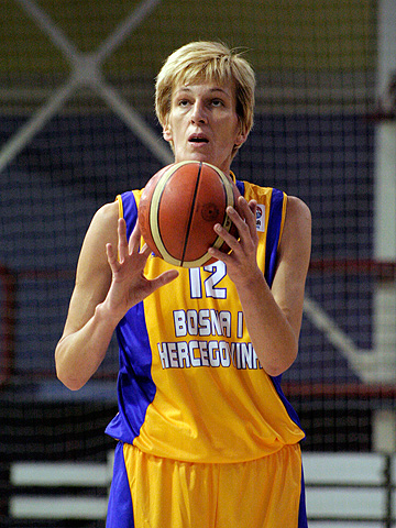 Raziya Mujanovic (Bosnia and Herzegovina)