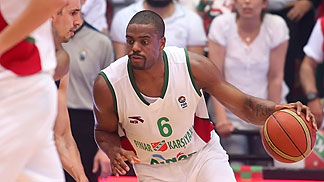6. William Thomas (Pinar Karsiyaka)