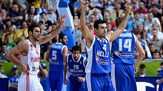 Kostas Sloukas (Greece)
