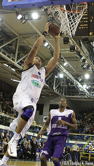 4. Sean May (Paris Levallois)