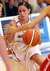 U16 European Championship Women 2005 - Spanish team