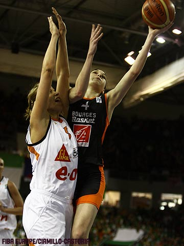 Sonja Petrovic (Bourges Basket)