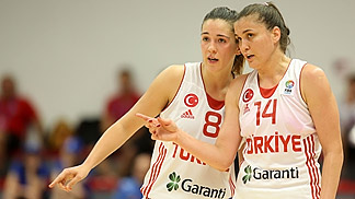 8. Yasemin Dalgalar (Turkey), 14. Saziye Ivegin (Turkey)