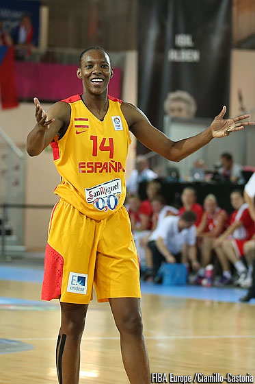 Sancho Lyttle (Spain)