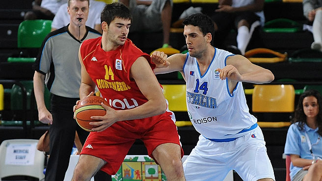 Montenegro Finish Seventh Over Latvia