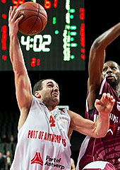 4. Roel Moors (PO Antwerp Giants)