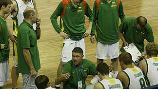 Time-out Lithuania