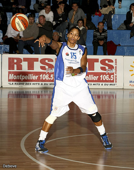 15. Khadijah Whittington (Lattes Montpellier)
