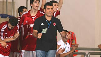 Mustafa Derin (Turkey Coach)