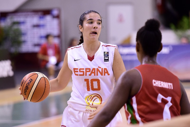 10. Natalia Rodriguez Dominguez (Spain)
