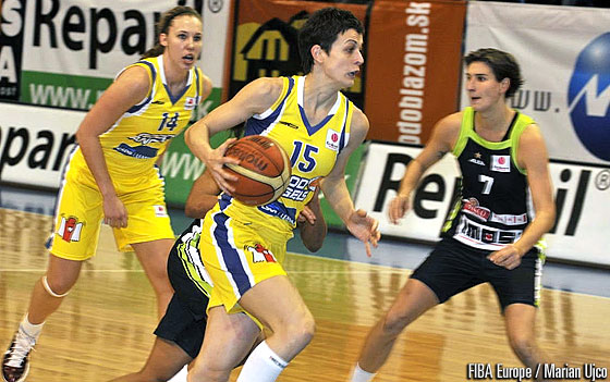 15. Miljana Bojovic (Good Angels Kosice)