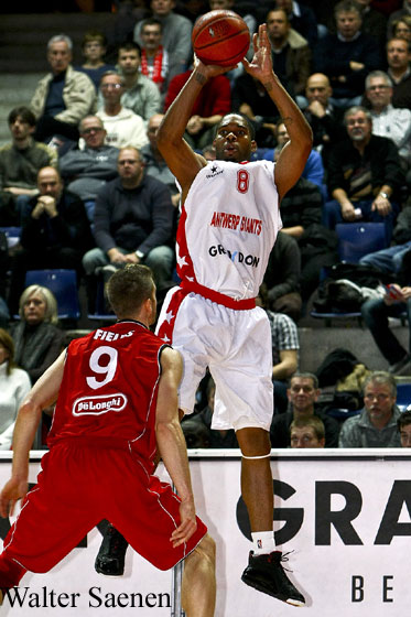 8. Thomas E. Gardner (Antwerp Giants)