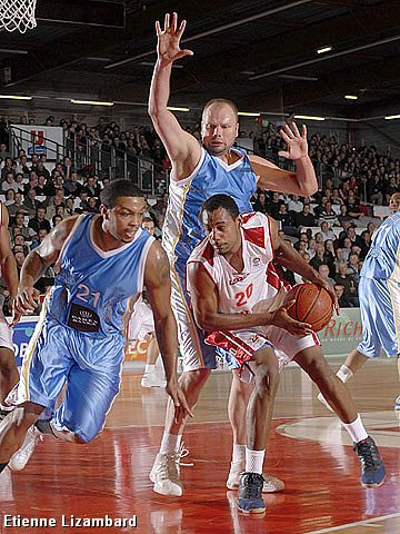Alan Anthony Wiggins Jr. (Cholet Basket)