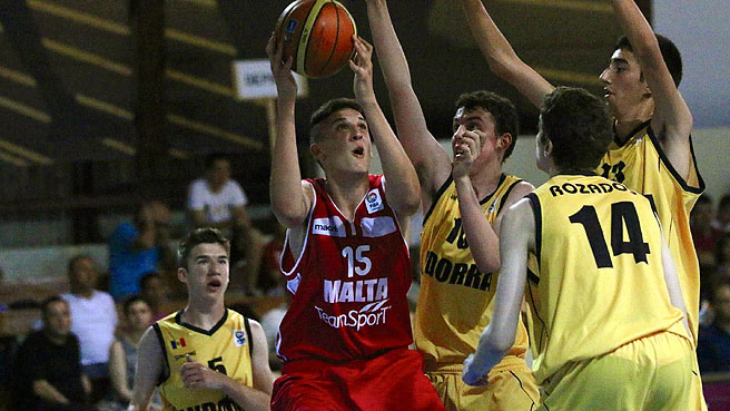Late Shot Earns Win For Malta