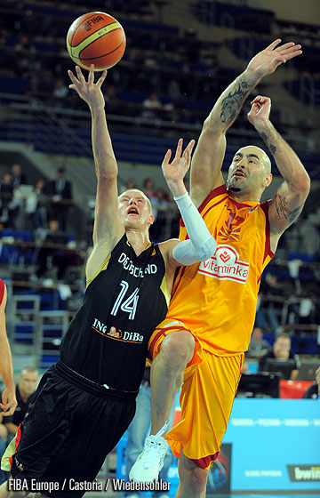 Pero Antic (F.Y.R. of Macedonia), Robin Benzing (Germany)