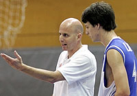 Israel Head CoachDanny Franco