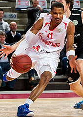 11. Barry Stewart (PO Antwerp Giants)