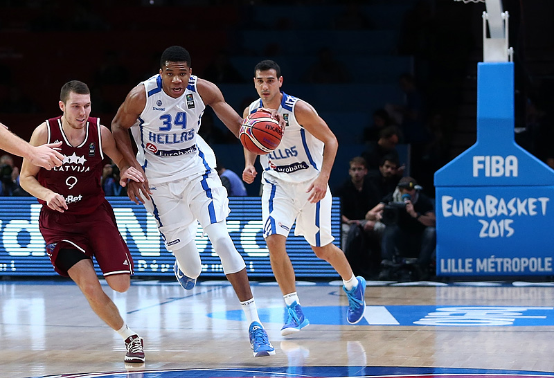 34. Giannis Antetokounmpo (Greece)
