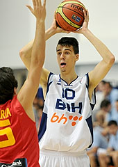 10. Nedim Dedovic (Bosnia and Herzegovina)