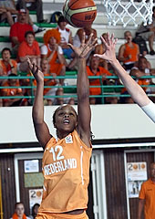 12. Kourtney Treffers (Netherlands)