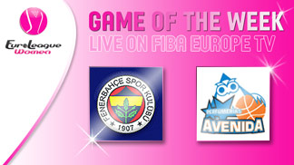 Game of the Week Fenerbahce vs. Perfumerias Avenida