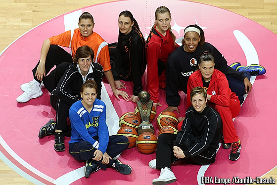 EuroLeague Women Final Eight tips off at Monday 9am cet