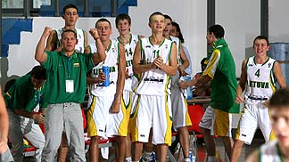 The Lithuanian bench