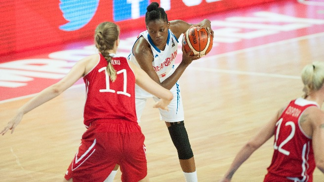 Fagbenle Back To Boost Great Britain Women