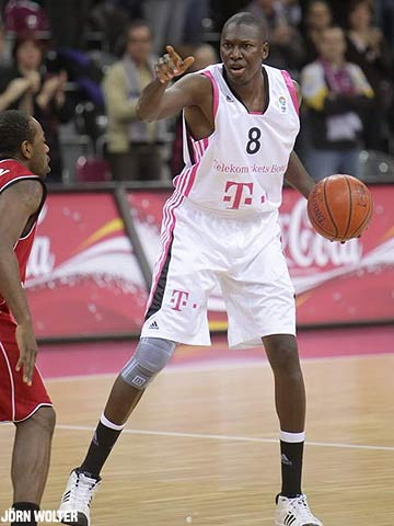 8. Moussa Diagne (Telekom Baskets)
