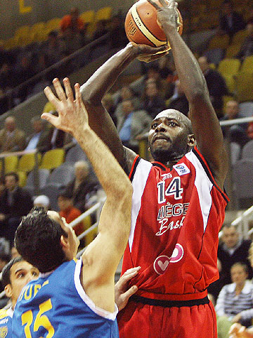 Stephane Pelle (Liege Basket)