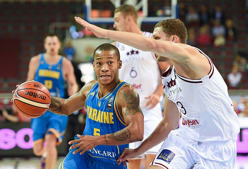 5. Jerome Randle (Ukraine)