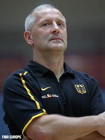 Imre Szittya (Germany Coach)