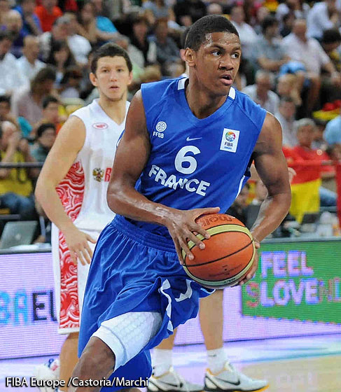 6. Axel Toupane (France)